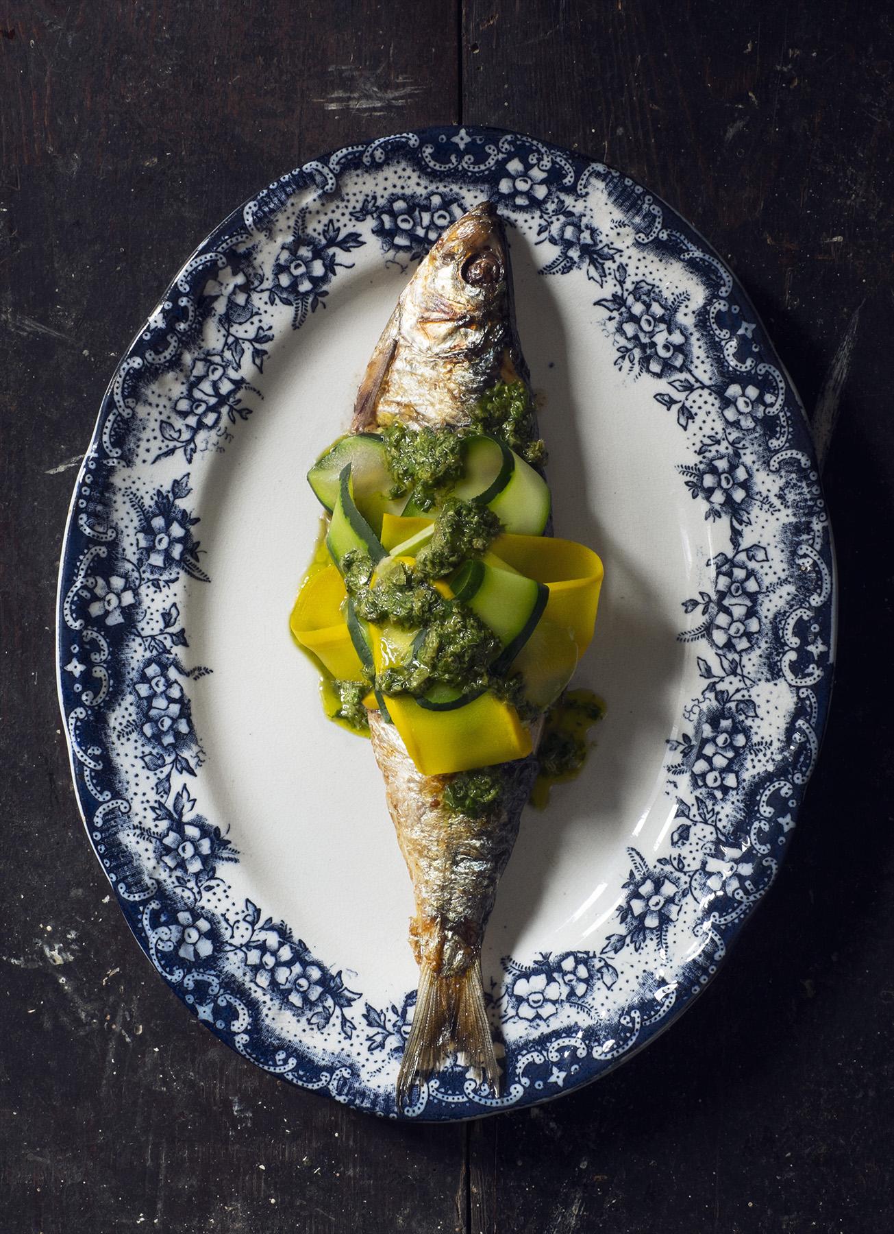 herring-with-salsa-verde
